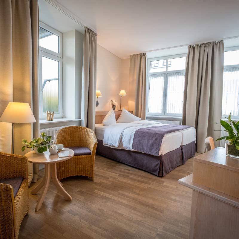 Gutschein Be Bio Hotels in Tönning, Nordsee