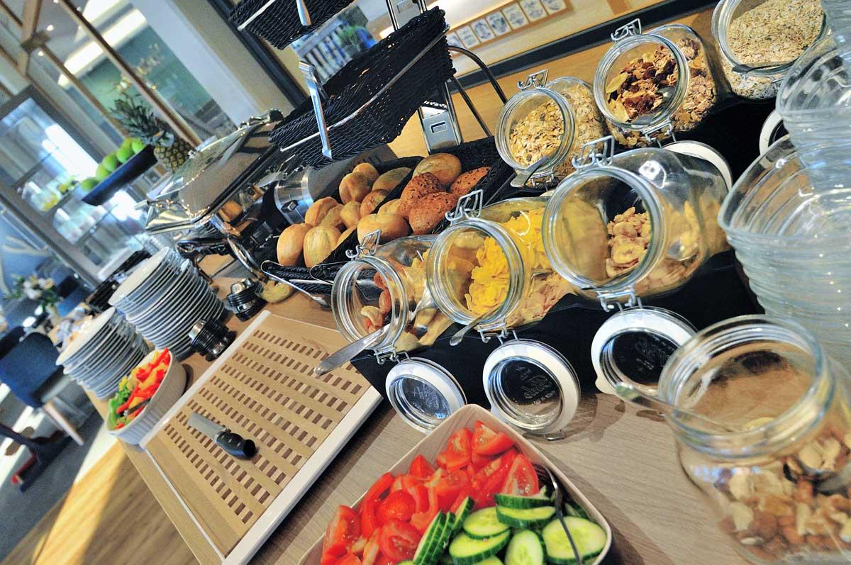 Biohotels mit Bio Küche