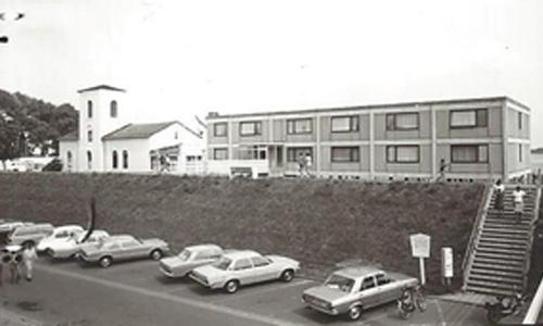 Geschichte Hotel be natural in Tönning an der Nordsee