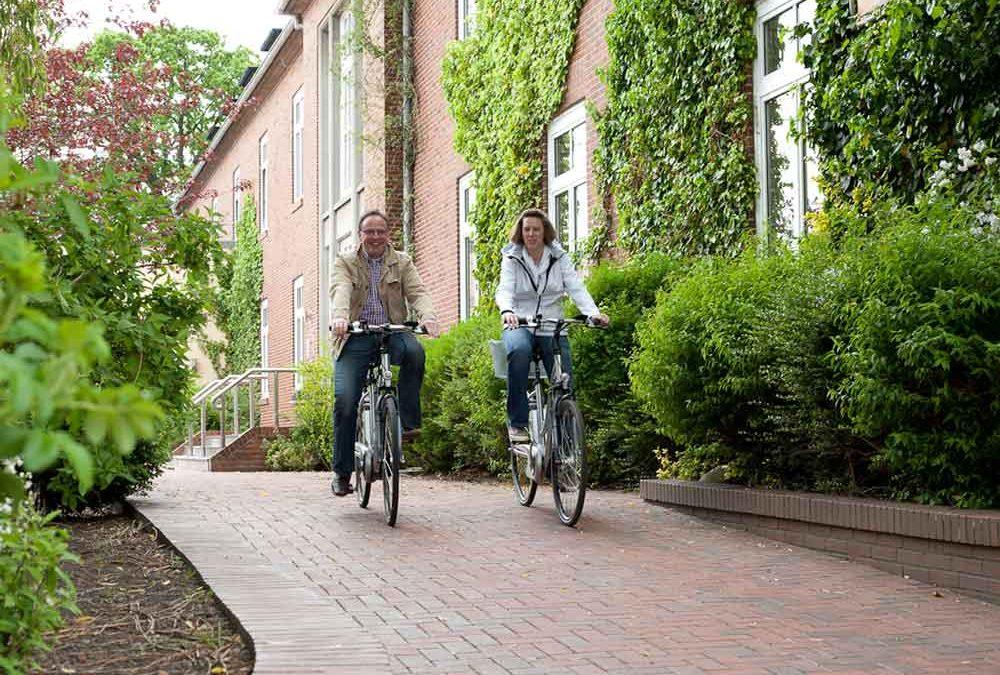 Rad- und Wanderurlaub, be bio hotels in Tönning