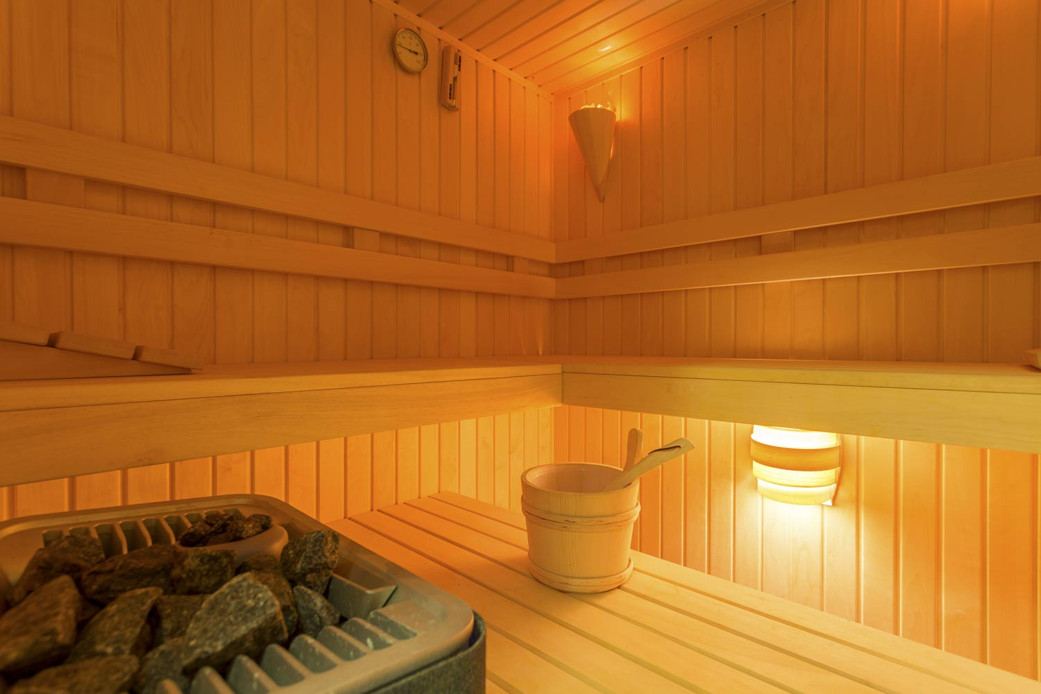 Sauna Be Bio Hotels in Tönning an der Nordsee