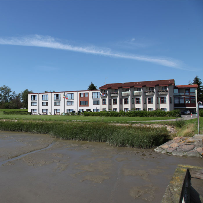 Hotel be natural in Tönning an der Nordsee